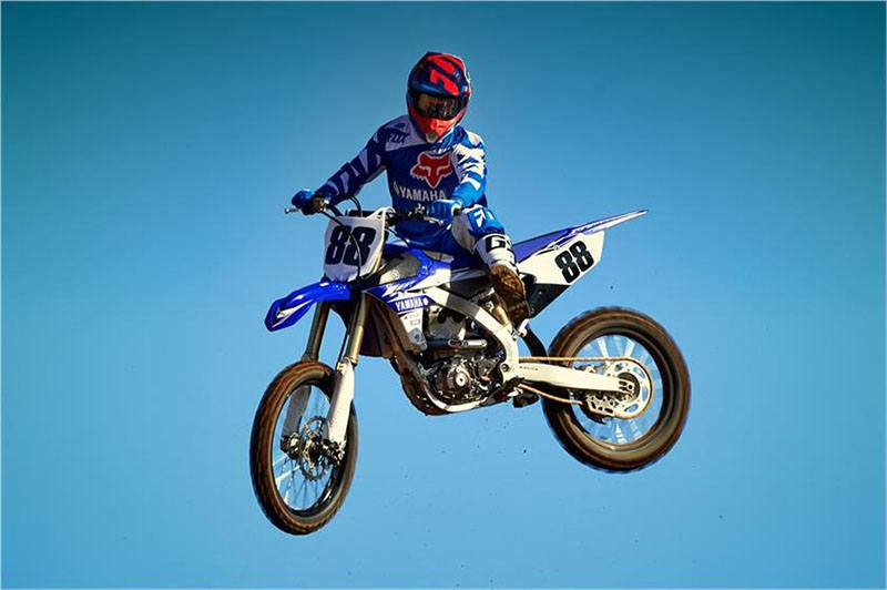 2017 Yamaha YZ450F in Modesto, California - Photo 14