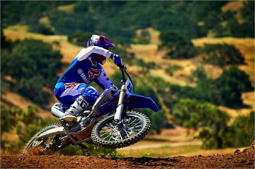 2017 Yamaha YZ450F in Pittsburgh, Pennsylvania