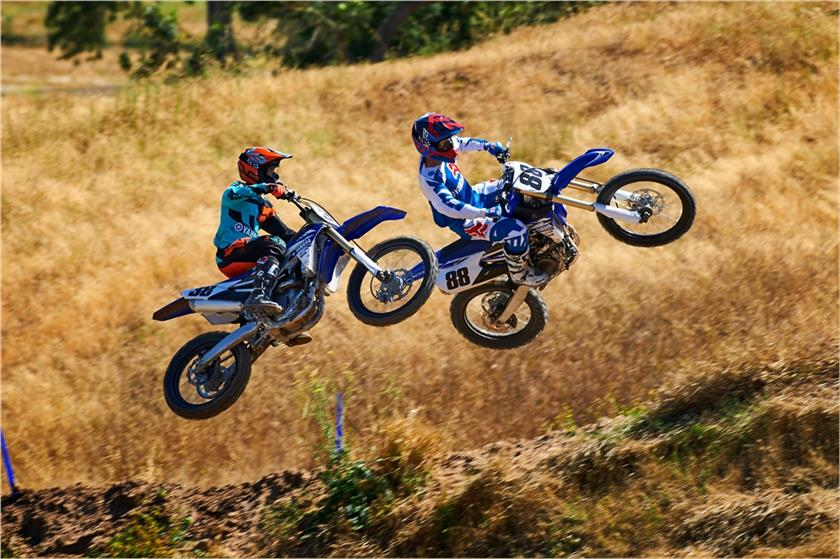 2017 Yamaha YZ450F in Coloma, Michigan