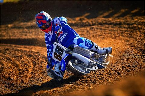 2017 Yamaha YZ450F in San Jose, California