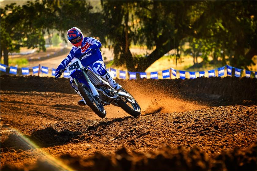 2017 Yamaha YZ450F in Asheville, North Carolina