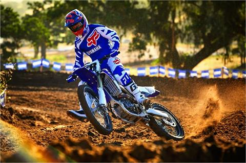 2017 Yamaha YZ450F in Greenville, South Carolina