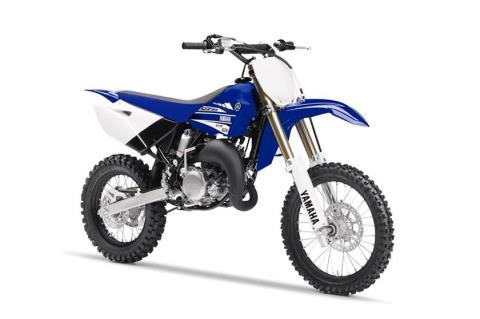 2017 Yamaha YZ85 in New Haven, Connecticut