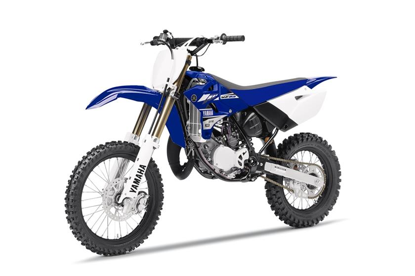 2017 Yamaha YZ85 in Hendersonville, North Carolina
