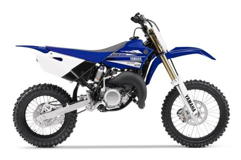 2017 Yamaha YZ85 in Sumter, South Carolina