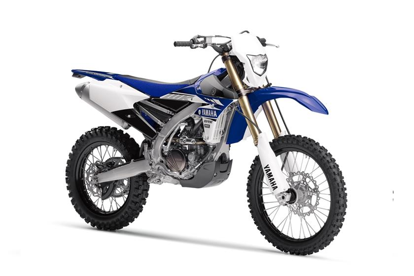 2017 Yamaha WR250F in Tamworth, New Hampshire