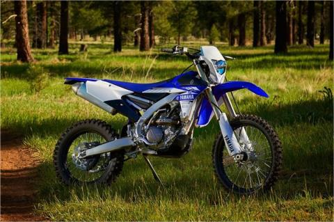 2017 Yamaha WR250F in Manheim, Pennsylvania