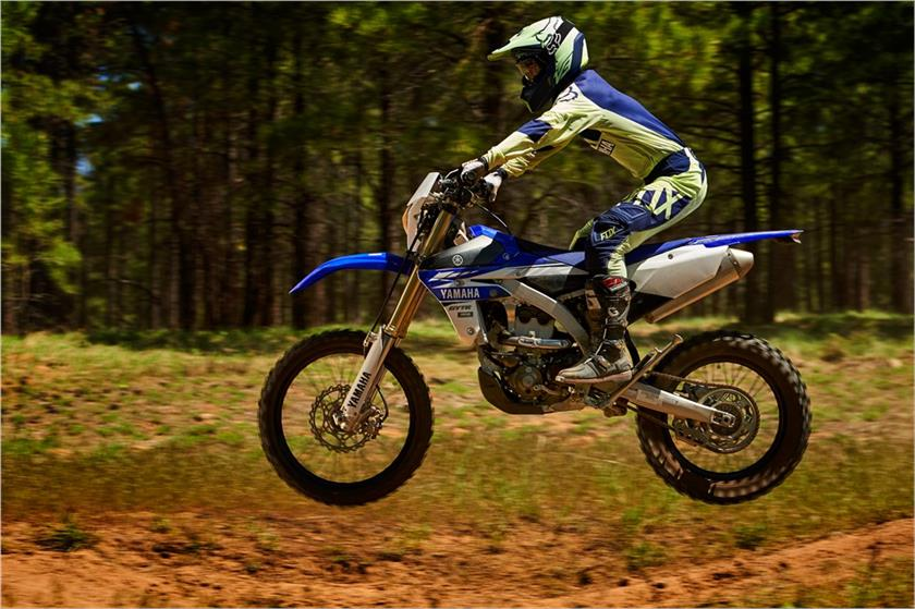 2017 Yamaha WR250F in Coloma, Michigan