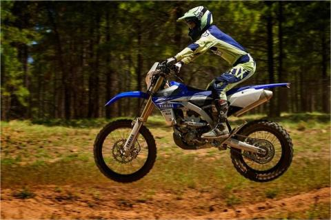2017 Yamaha WR250F in Louisville, Tennessee