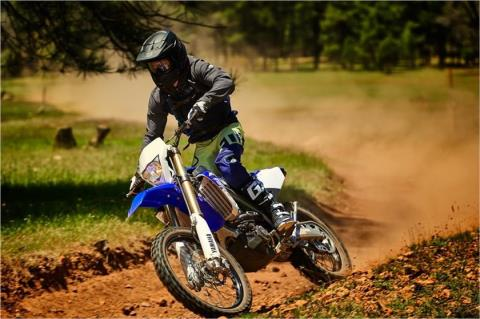 2017 Yamaha WR250F in Virginia Beach, Virginia