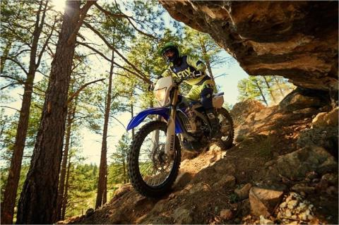 2017 Yamaha WR250F in Phoenix, Arizona