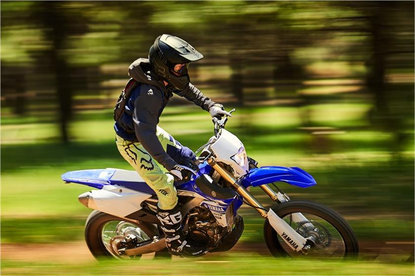 2017 Yamaha WR250F in Derry, New Hampshire