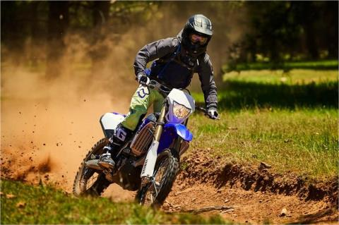 2017 Yamaha WR250F in San Jose, California