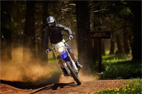 2017 Yamaha WR250F in Deptford, New Jersey