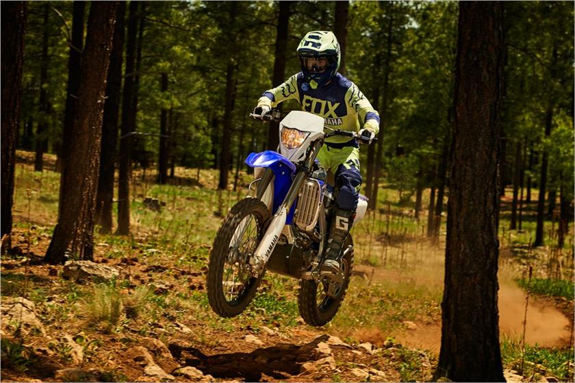 2017 Yamaha WR250F in Colorado Springs, Colorado