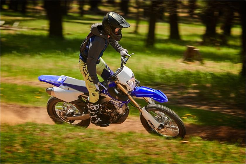 2017 Yamaha WR250F in Paw Paw, Michigan