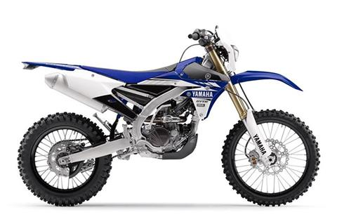 2017 Yamaha WR250F in Concord, New Hampshire