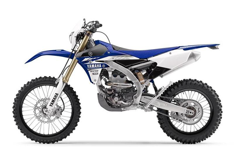 2017 Yamaha WR250F in Johnson City, Tennessee