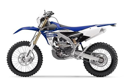 2017 Yamaha WR250F in Clarence, New York