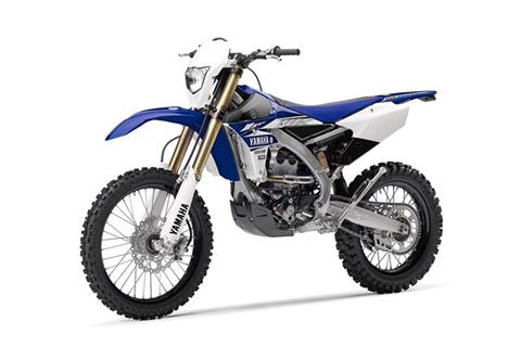 2017 Yamaha WR250F in Denver, Colorado