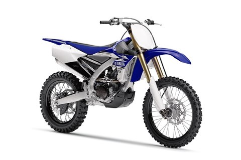 2017 Yamaha YZ250FX in Unionville, Virginia