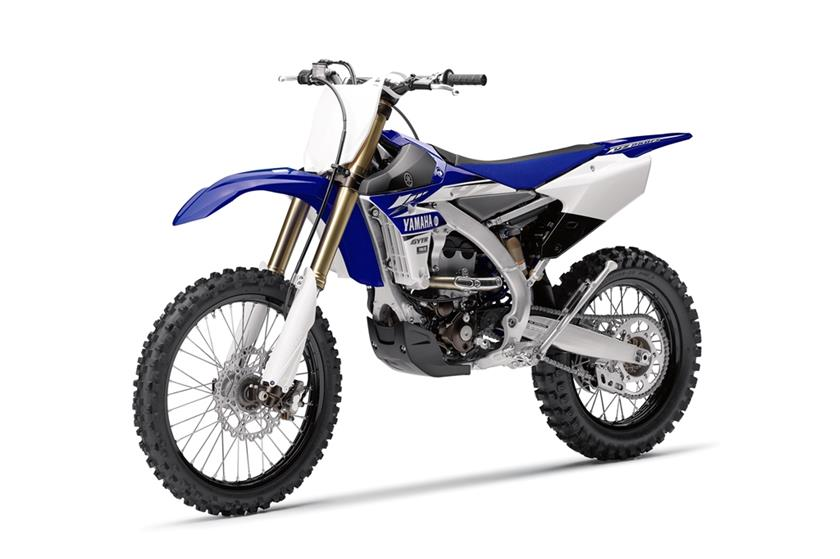 2017 Yamaha YZ250FX in Massillon, Ohio