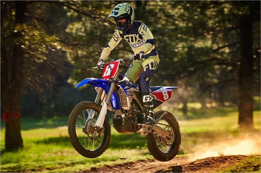 2017 Yamaha YZ250FX in Chesterfield, Missouri