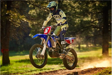 2017 Yamaha YZ250FX in Pittsburgh, Pennsylvania