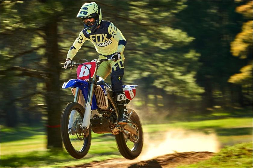 2017 Yamaha YZ250FX in Sumter, South Carolina