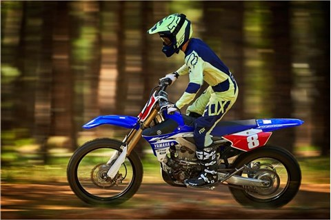 2017 Yamaha YZ250FX in Fontana, California