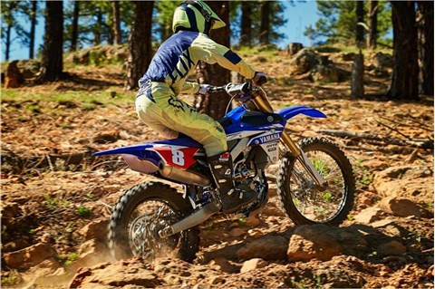 2017 Yamaha YZ250FX in Johnstown, Pennsylvania