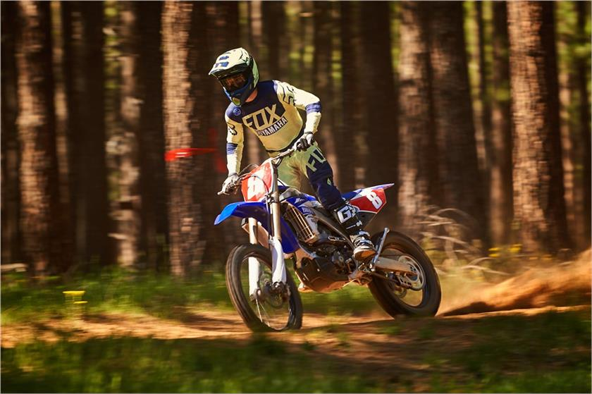 2017 Yamaha YZ250FX in Francis Creek, Wisconsin