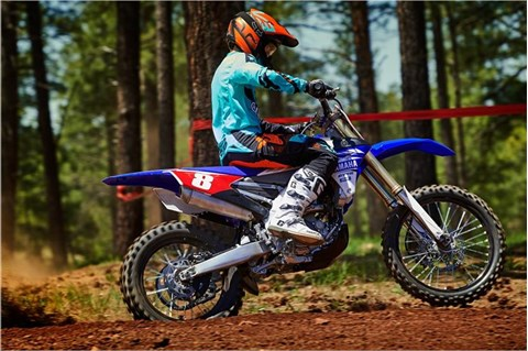 2017 Yamaha YZ250FX in Tamworth, New Hampshire