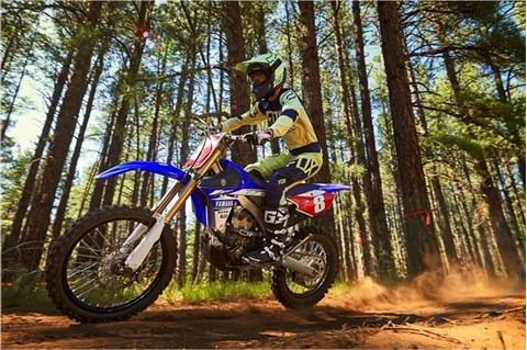 2017 Yamaha YZ250FX in Clearwater, Florida