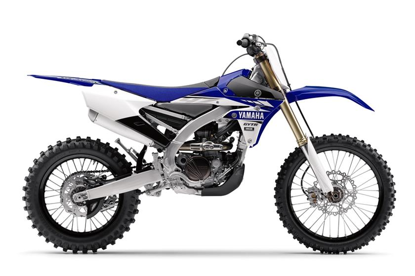 2017 Yamaha YZ250FX for sale 1702