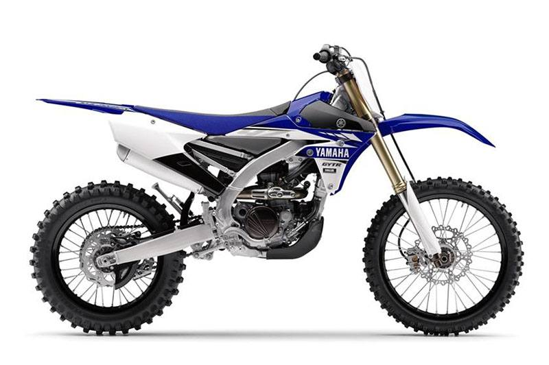 2017 Yamaha YZ250FX in Francis Creek, Wisconsin - Photo 1