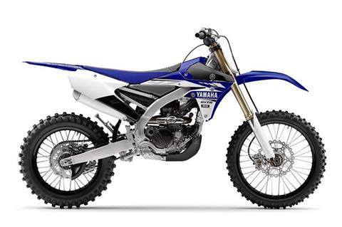 2017 Yamaha YZ250FX in Dimondale, Michigan