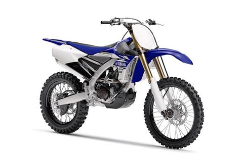 2017 Yamaha YZ250FX in Clarence, New York