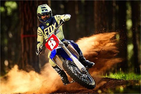 2017 Yamaha YZ250FX in Coloma, Michigan