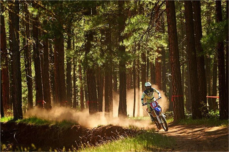 2017 Yamaha YZ250FX in Olympia, Washington