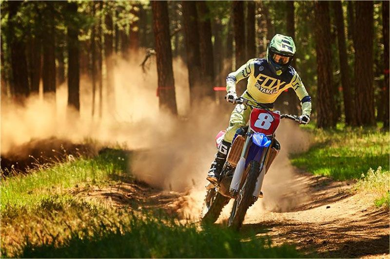 2017 Yamaha YZ250FX in Francis Creek, Wisconsin - Photo 12