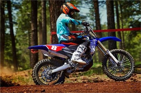 2017 Yamaha YZ250FX in Francis Creek, Wisconsin - Photo 19