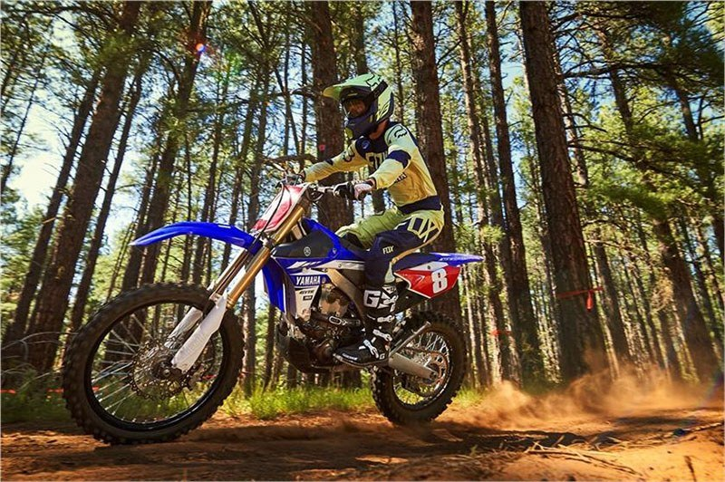 2017 Yamaha YZ250FX in Berkeley, California