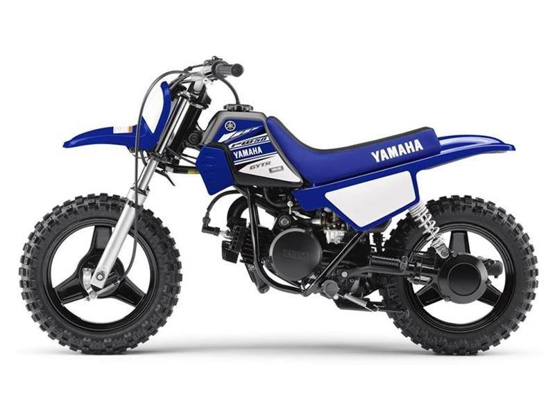 2017 Yamaha PW50 in Fairfield, Illinois