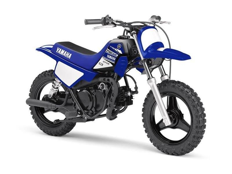 2017 Yamaha PW50 in Ebensburg, Pennsylvania