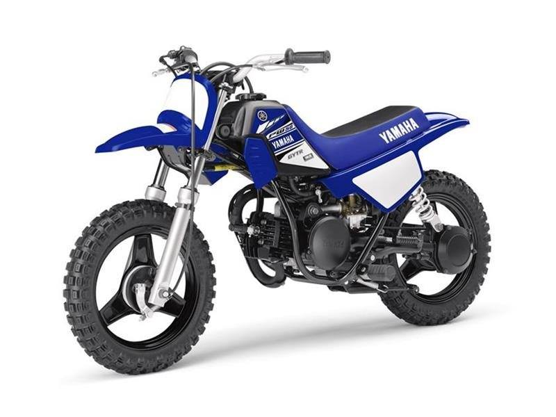 2017 Yamaha PW50 in Derry, New Hampshire