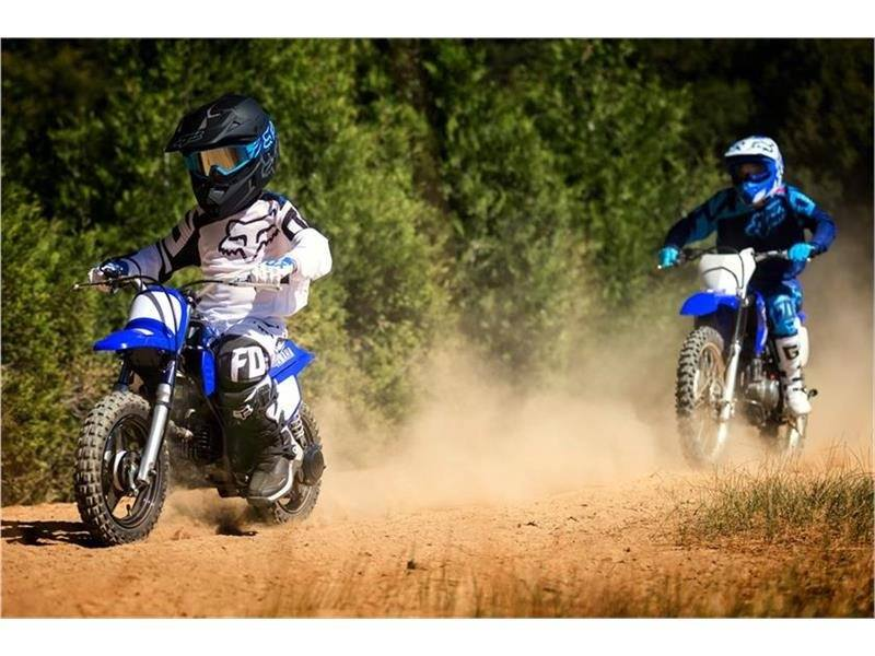 2017 Yamaha PW50 in Bridgeport, West Virginia
