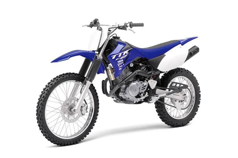 2018 yamaha tt r125le motorcycles pompano beach florida for Yamaha installment financing