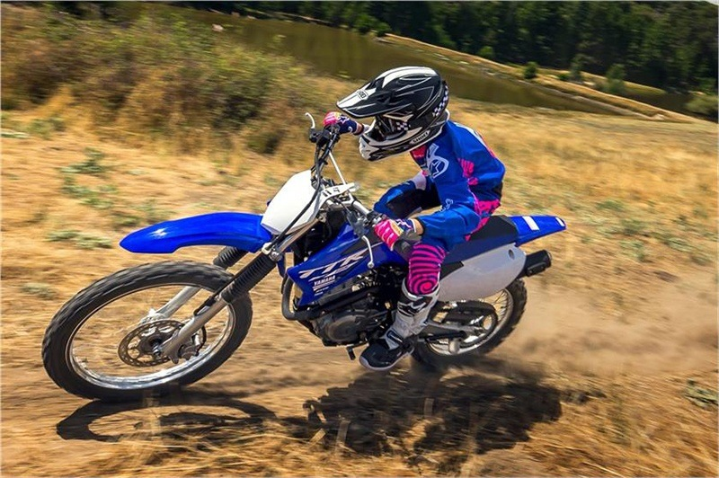 2018 Yamaha TT-R125LE in Billings, Montana