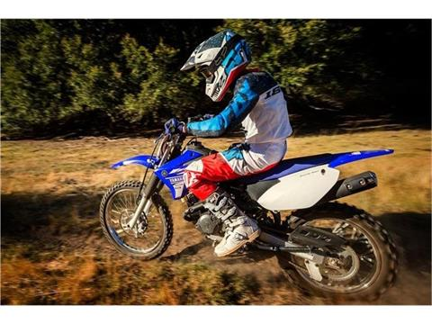 2017 Yamaha TT-R125LE in Johnson Creek, Wisconsin